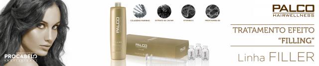 Hairwellness FILLER Palco