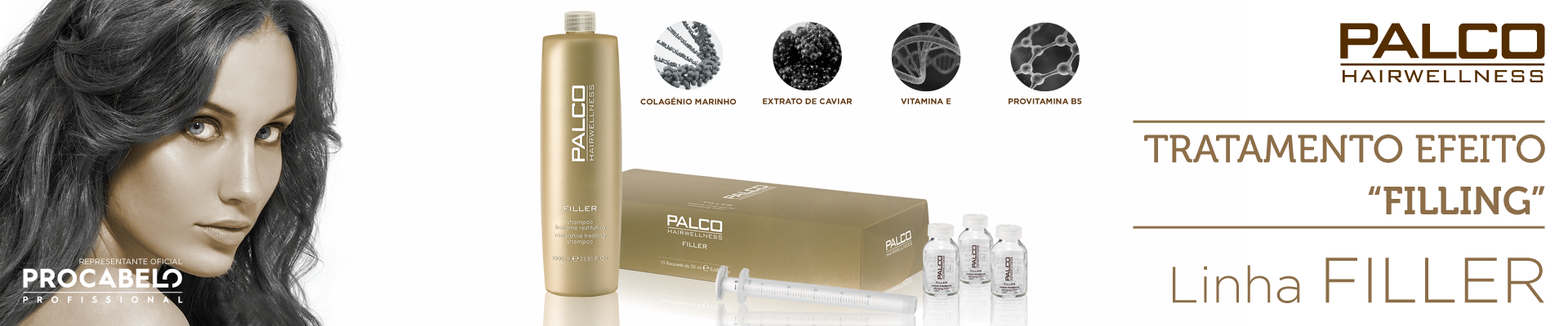 Hairwellness FILLER Palco