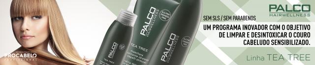 Hairwellness TEA TREE Palco