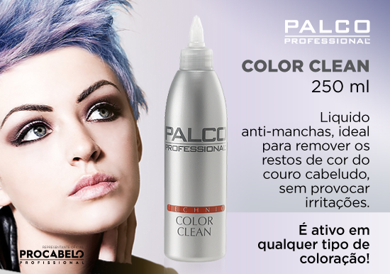 COLOR CLEAN Palco