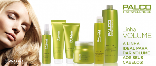 Hairwellness VOLUME Palco